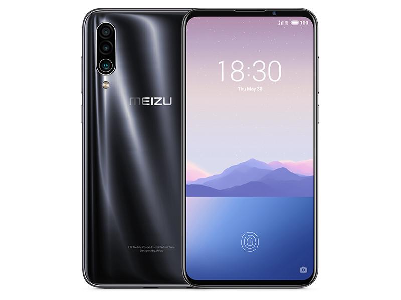 Сотовый телефон Meizu 16Xs 64Gb Knight Black meizu 15 64gb blue