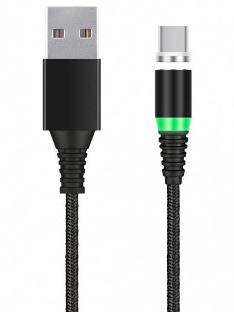 Аксессуар SmartBuy USB - Type-C 1m Black iK-3110mt-2
