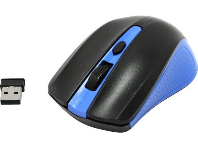 Мышь SmartBuy One 352AG Blue-Black SBM-352AG-BK