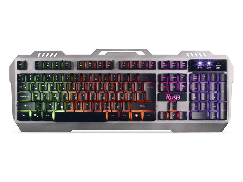 Клавиатура SmartBuy Rush 354GU Black SBK-354GU-K