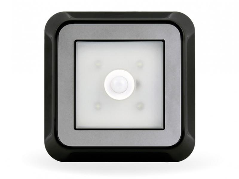 Светильник SmartBuy SBF-4-K Black
