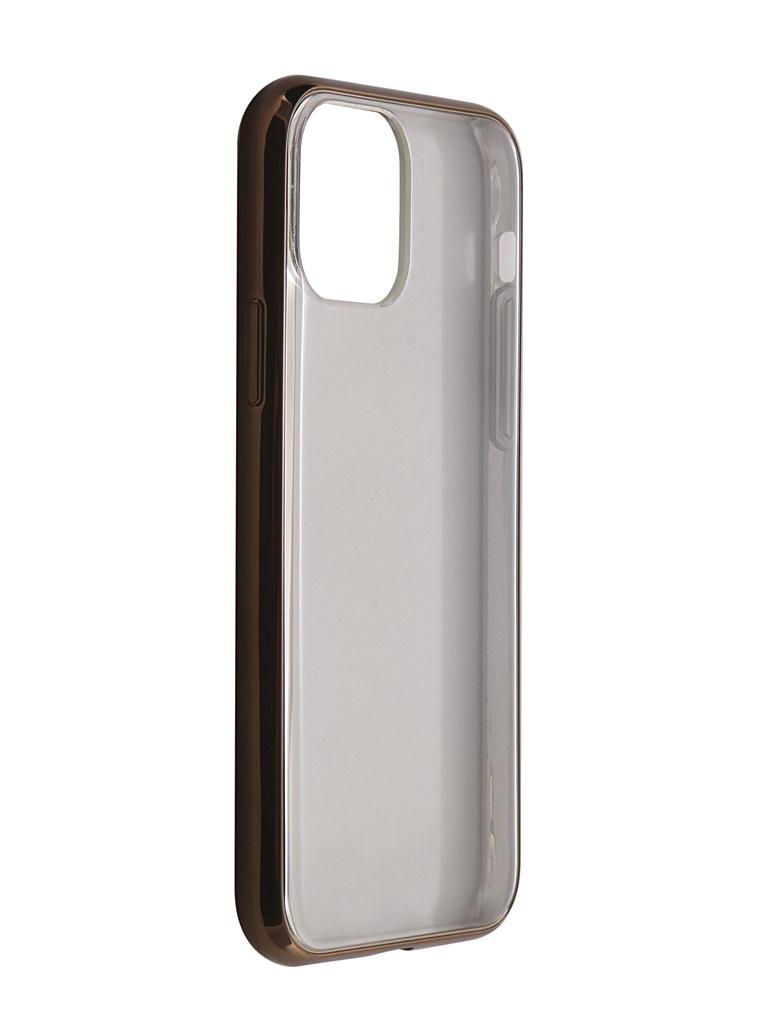 Аксессуар Чехол Moshi для APPLE iPhone 11 Pro Vitros Gold 99MO103303 аксессуар чехол moshi для apple iphone 11 vitros black 99mo103037