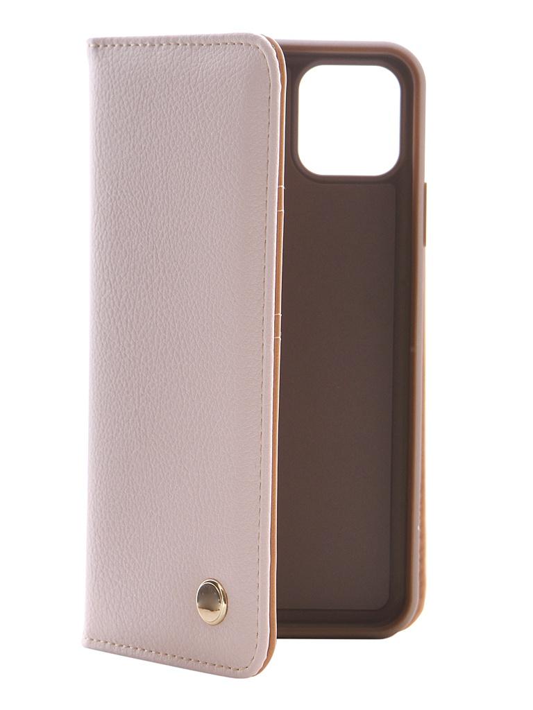 Чехол Moshi для APPLE iPhone 11 Pro Max Overture Pink 99MO091306 чехол moshi для apple iphone 11 pro max altra beige 99mo117305