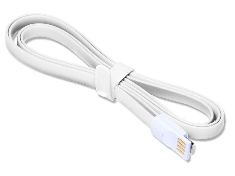 Аксессуар SmartBuy USB - Lightning 1.2m White iK-512m все цены