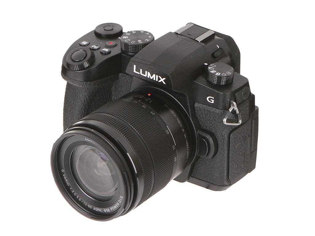 Фотоаппарат Panasonic Lumix DC-G90 Kit 12-60mm f/3.5-5.6 Asph. Power O.I.S. Lens — Lumix DC-G90