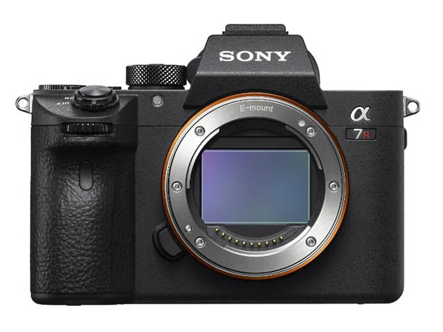 Фотоаппарат Sony Alpha ILCE-7RM4 Body фотоаппарат sony alpha a6400 body black