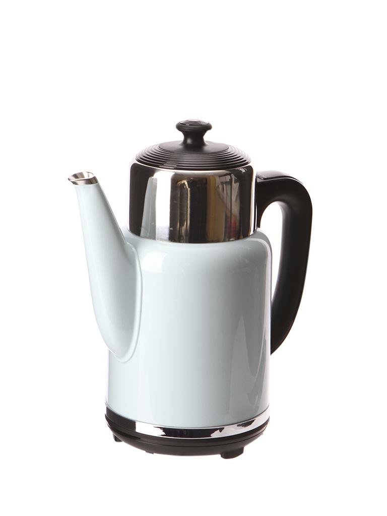 Чайник Kitfort KT-668-5 Light Blue чайник электрический kitfort kt 668 5