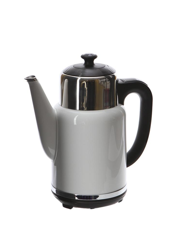 Чайник Kitfort KT-668-2 White чайник электрический kitfort kt 668 5