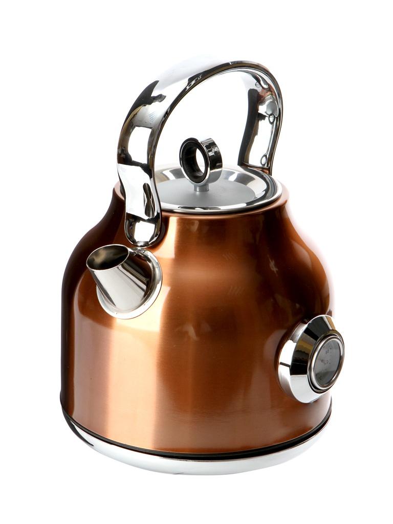 Чайник Kitfort KT-673-5 Bronze