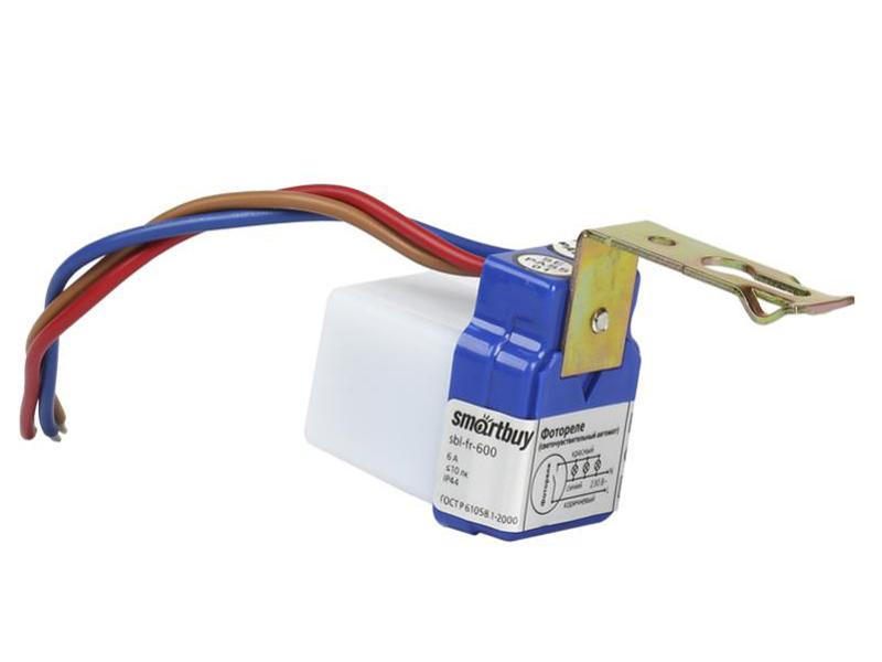 Датчик SmartBuy 6A 1400W IP44 SBL-FR-600