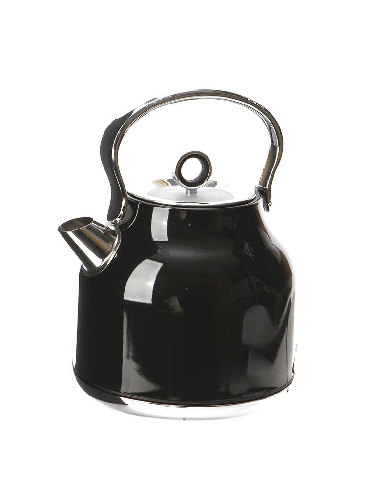 Чайник Kitfort KT-671-2 1.7L Black