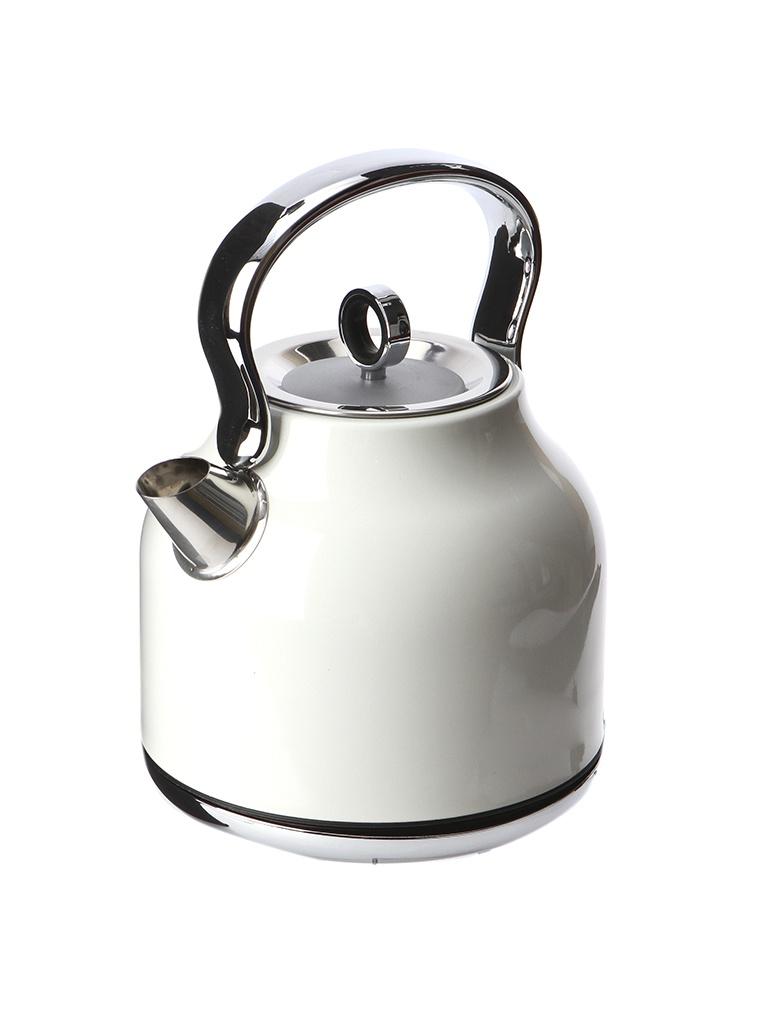 Чайник Kitfort KT-671-1 White