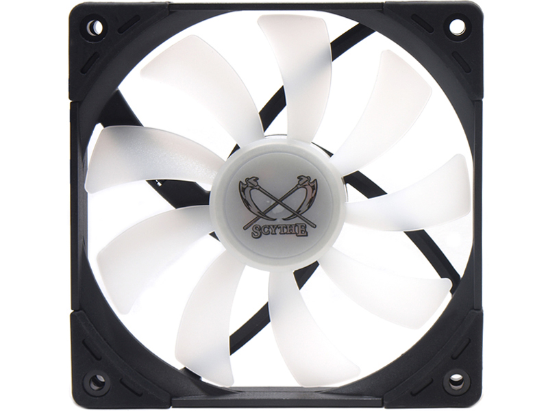 Вентилятор Scythe Kaze Flex 120mm Slim RGB PWM Fan 1800rpm KF1215FD18R-P