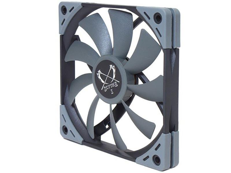 Вентилятор Scythe Kaze Flex 120mm Slim Fan 1800rpm KF1215FD18