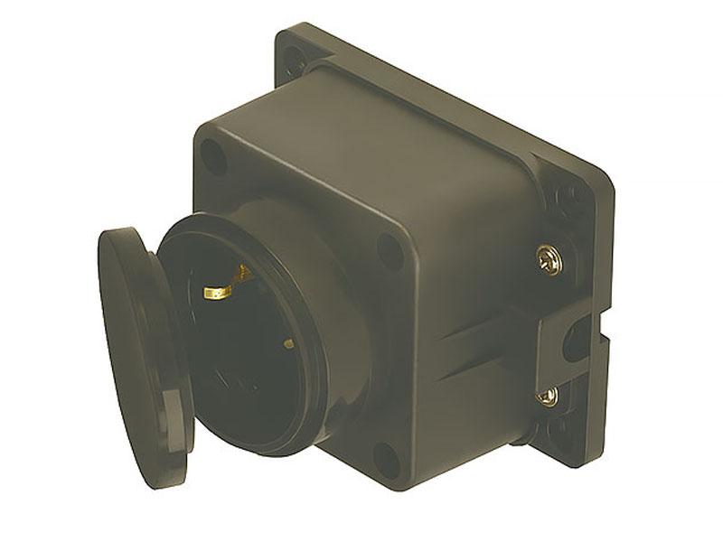 Розетка SmartBuy SBE-16-1-00-R