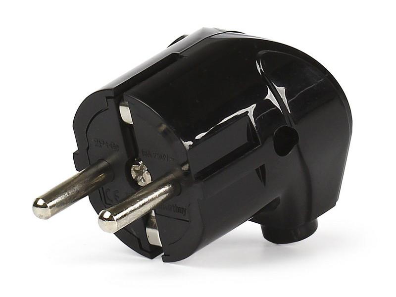 Вилка SmartBuy SBE-16-P02-b