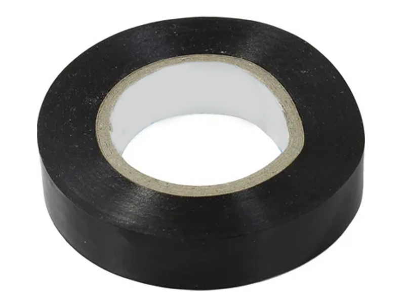 Изолента SmartBuy 0.13x15mm 20m Black SBE-IT-15-20-b