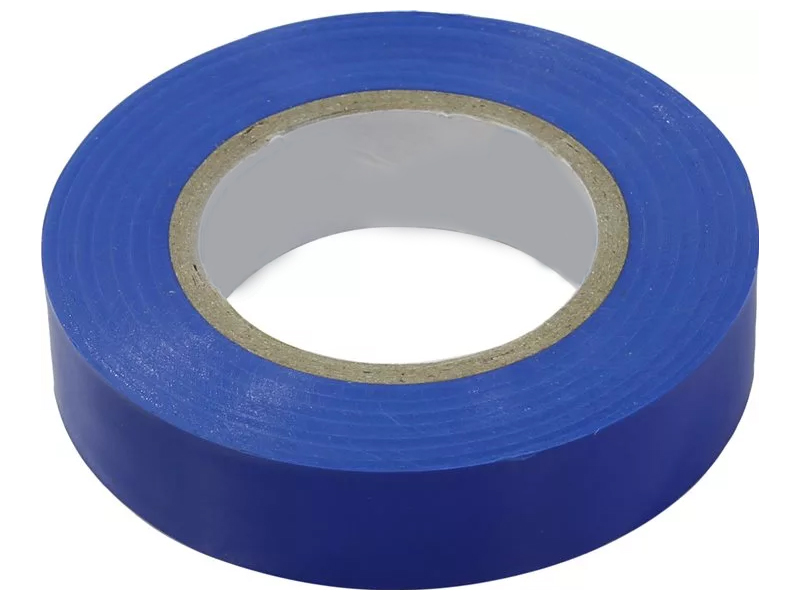 Изолента SmartBuy 0.13x15mm 20m Blue SBE-IT-15-20-db
