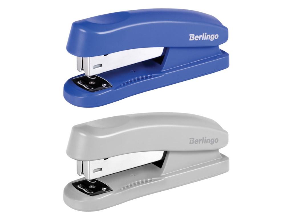 Степлер Berlingo Universal №24/6 и 26/6 до 30л H3101