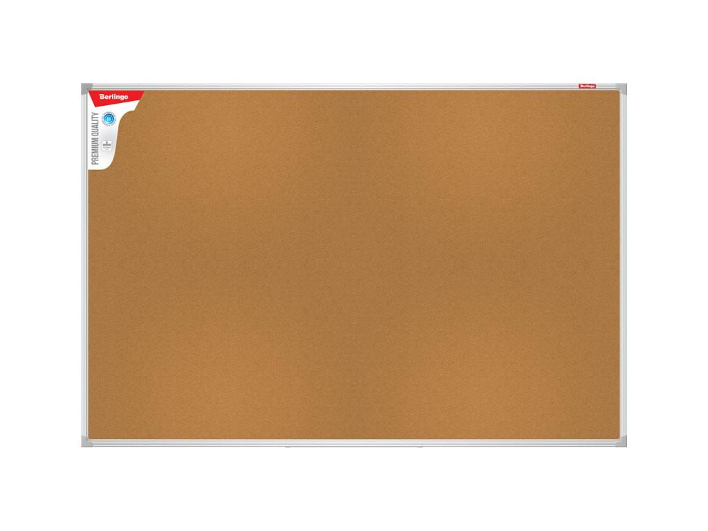 Доска пробковая Berlingo Premium 60x90cm SDp_07040