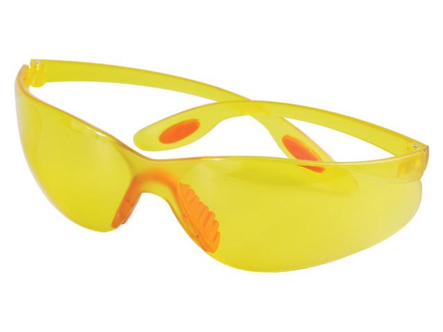 Очки защитные Archimedes Norma Yellow 91861