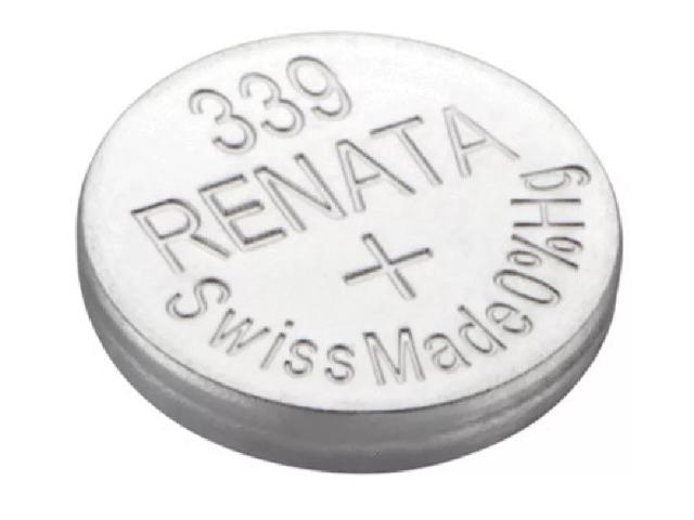 Батарейка R339 - Renata SR614SW (1 штука)