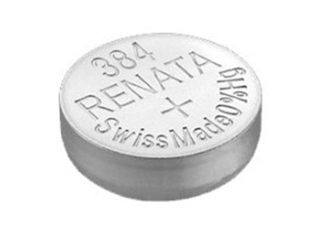 Батарейка R384 - Renata SR41SW (1 штука)