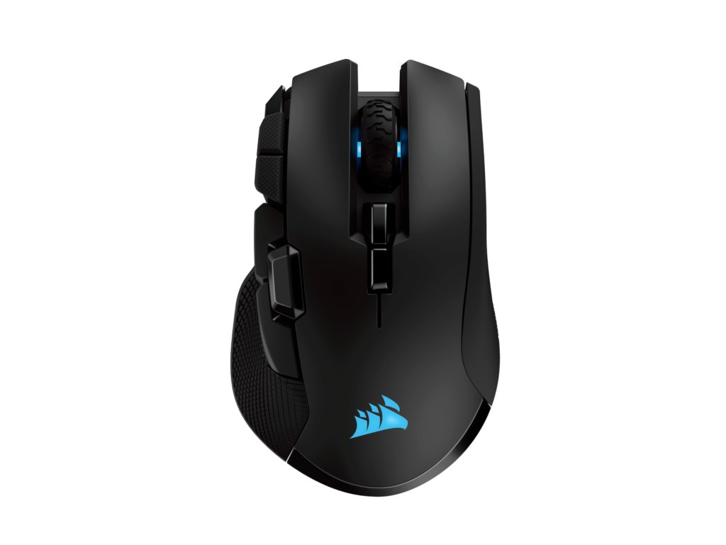 Мышь Corsair Gaming IronClaw RGB Wireless Black LED Optical CH-9317011-EU