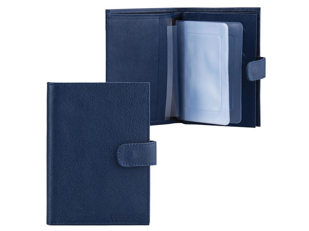 Бумажник водителя Fabula Largo Blue BV.8.LG