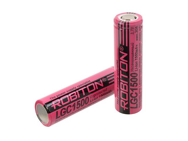 Аккумулятор Robiton LGC1500 30A PK1 15702