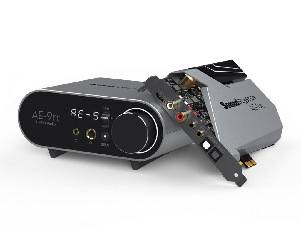 Звуковая карта Creative Sound BlasterX AE-9 PE 70SB178000001