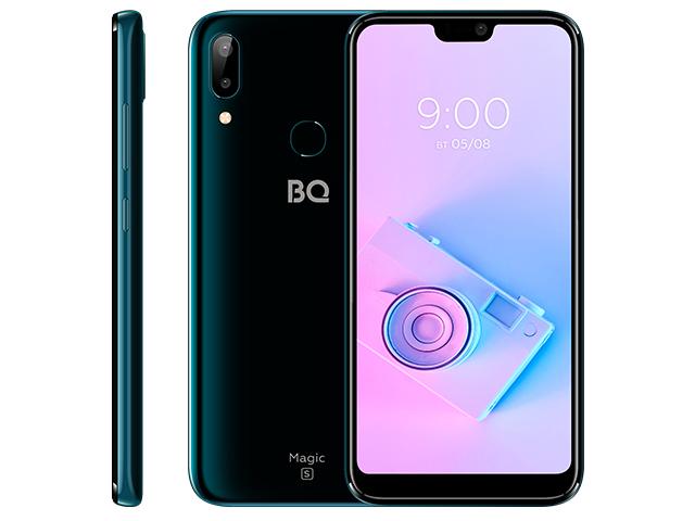 Сотовый телефон BQ 5731L Magic S Deep Blue