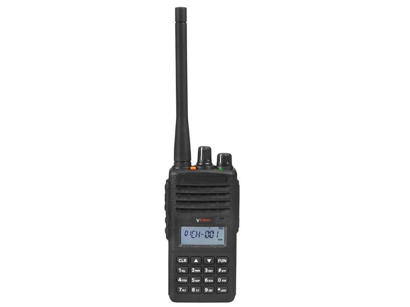 Рация Motorola VZ-18 Black
