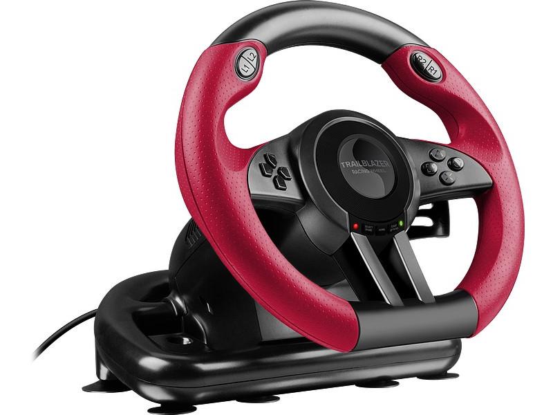 SPEEDLINK Trailblazer Racing Wheel for PS4/Xbox One/PS3/PC (SL-450500)
