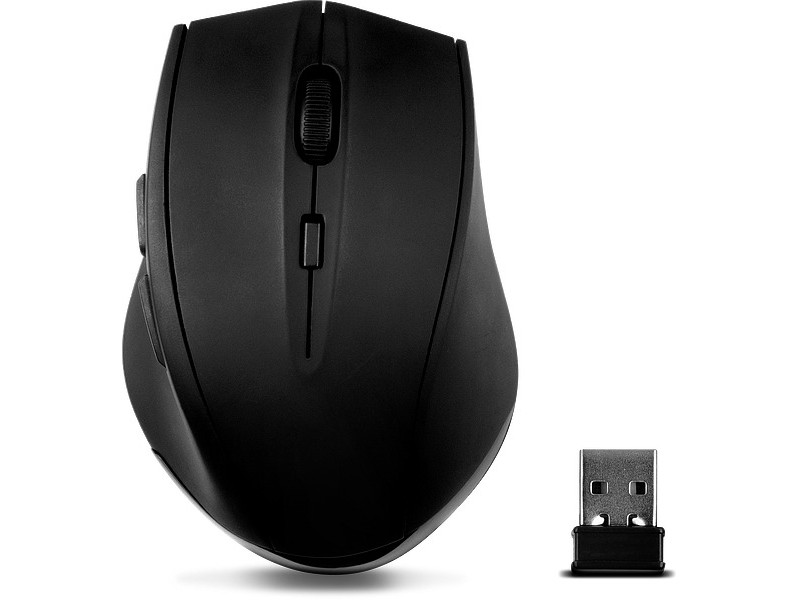 Мышь Speed-Link Calado Silent & Antibacterial Mouse USB Rubber-Black SL-630009-RRBK