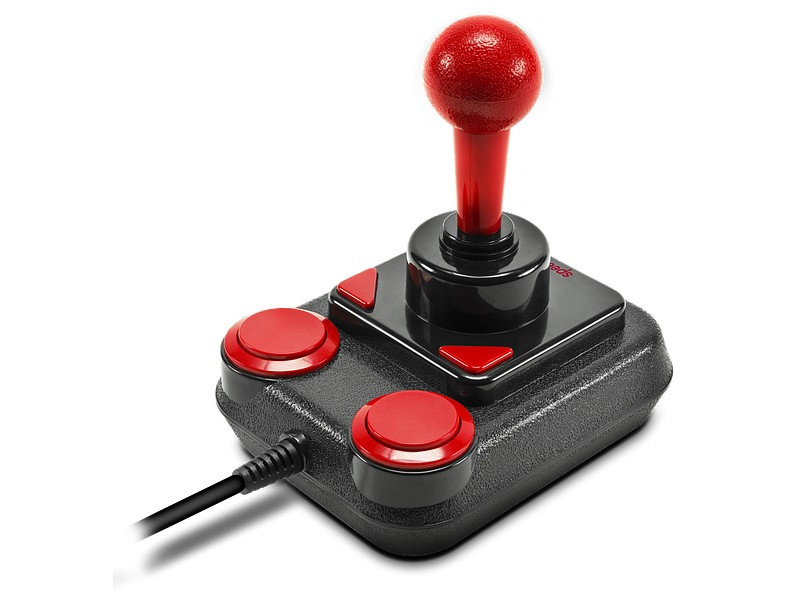 Speed-Link Competition Pro Extra USB Joystick - Anniversary SL-650212-BKRD