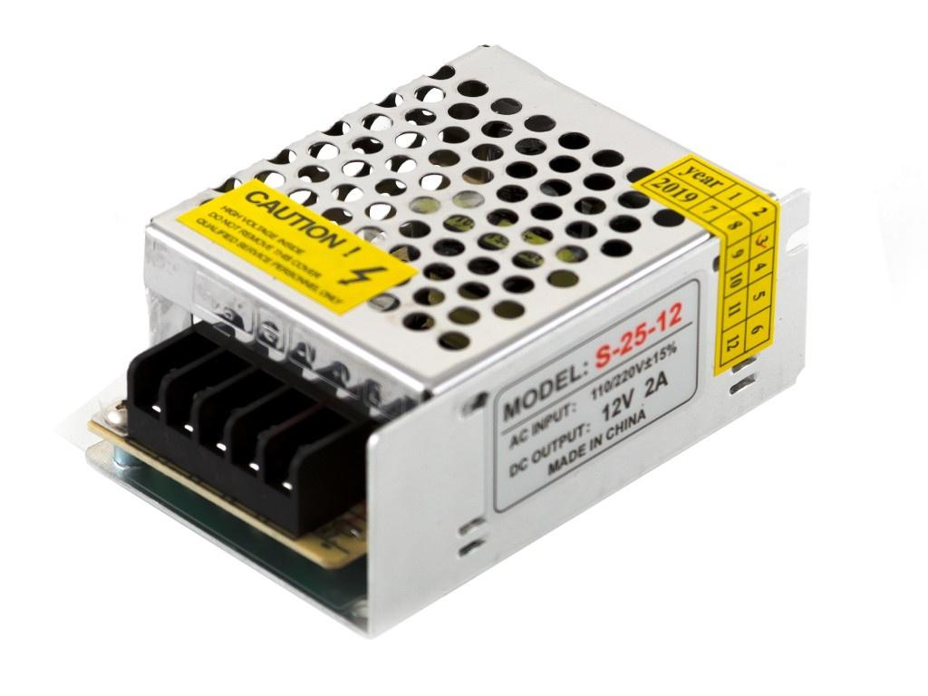 Блок питания URM S-25W-2A-IP22-12V C10274
