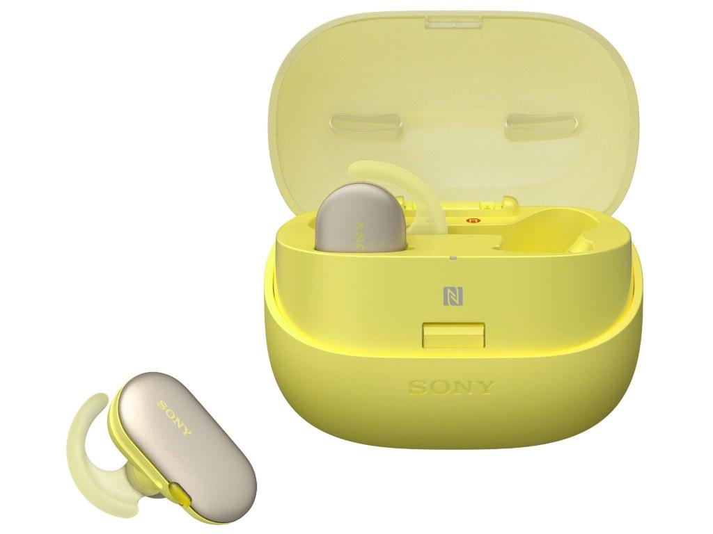 цена на Sony WF-SP900 Yellow