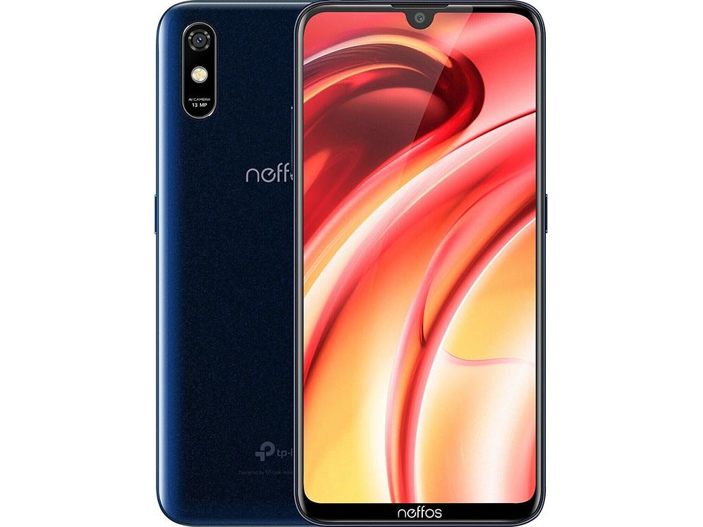 Сотовый телефон Neffos C9S Nebula Black TP7061A54RU