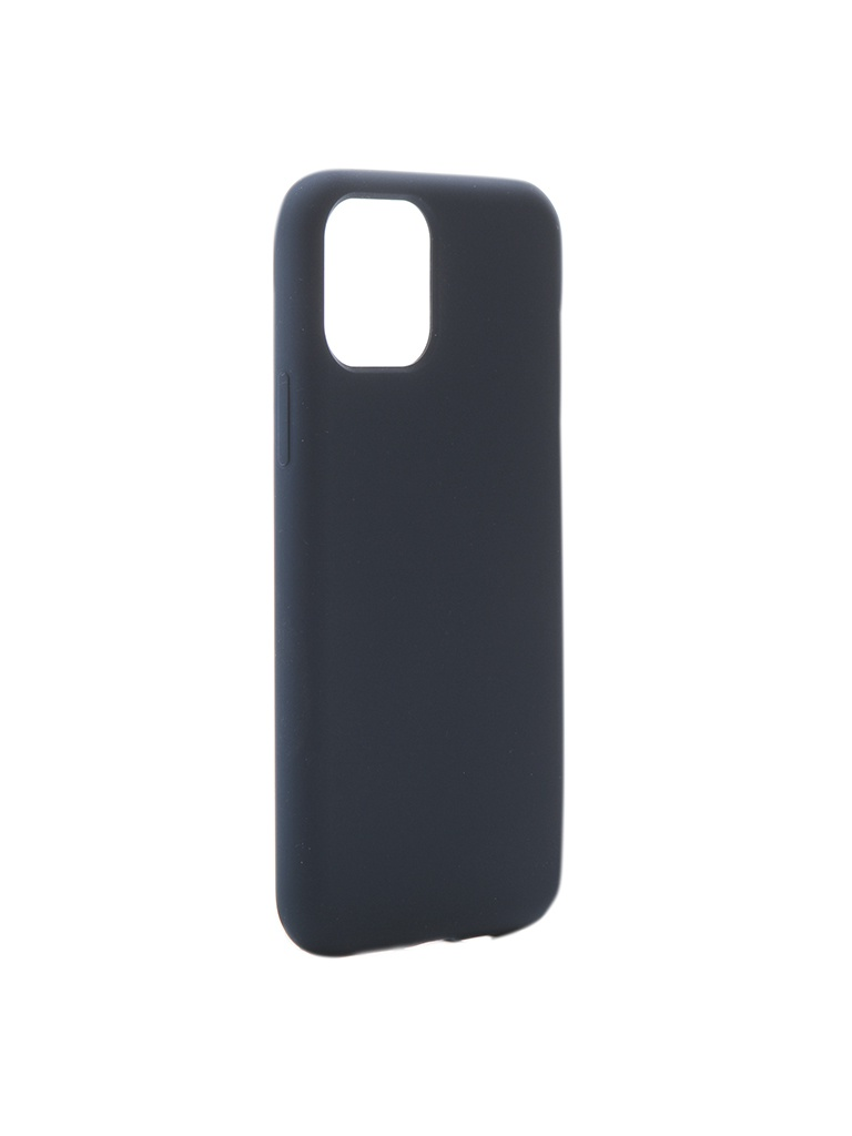 Чехол Hardiz для APPLE iPhone 11 Pro Liquid Silicone Case Dark Blue HRD822104