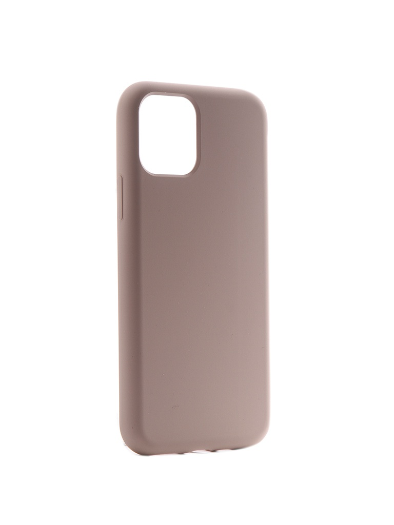 Чехол Hardiz для APPLE iPhone 11 Pro Liquid Silicone Case Pink HRD822103
