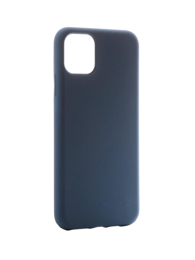 Чехол Hardiz для APPLE iPhone 11 Pro Max Liquid Silicone Case HRD822303