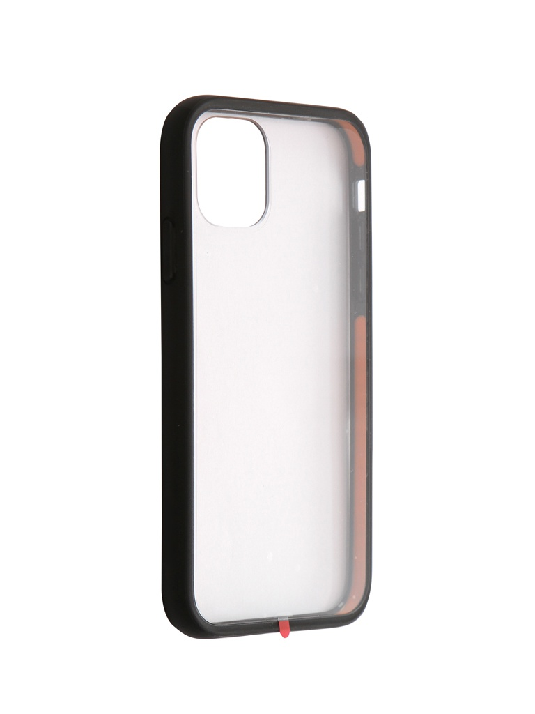 Чехол Hardiz для APPLE iPhone 11 ShockProof Case Transparent-Black HRD822203