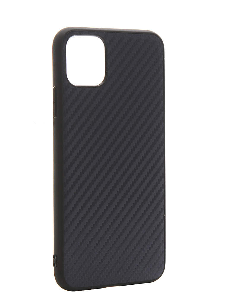 Чехол G-Case для APPLE iPhone 11 Pro Max Carbon Dark Blue GG-1165