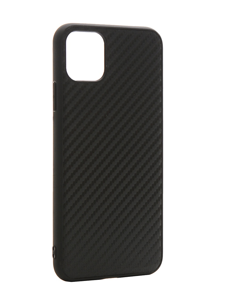 Чехол G-Case для APPLE iPhone 11 Pro Max Carbon Black GG-1163