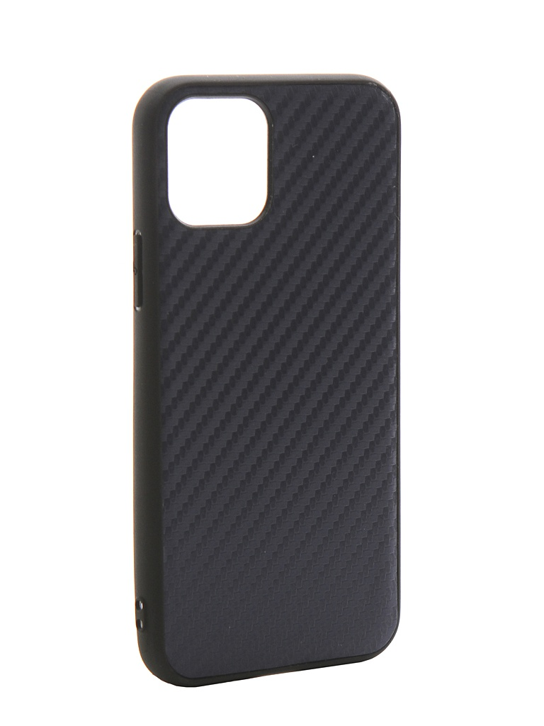 Чехол G-Case для APPLE iPhone 11 Pro Carbon Dark Blue GG-1162