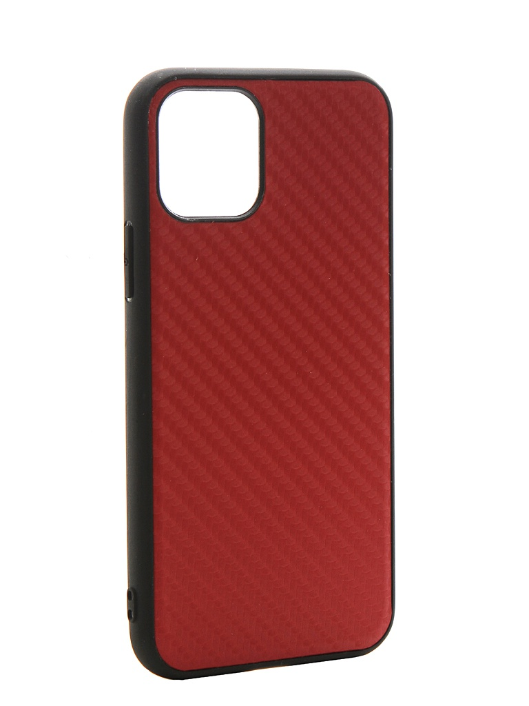 Чехол G-Case для APPLE iPhone 11 Pro Carbon Red GG-1161