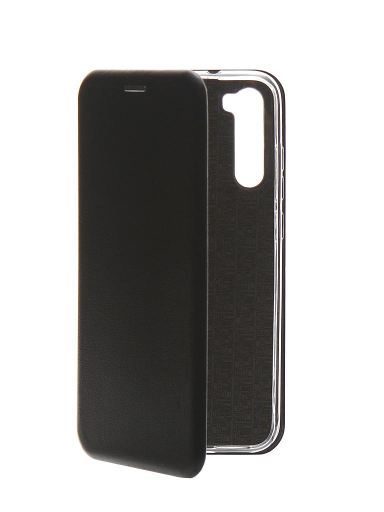 Чехол Svekla для Xiaomi Redmi Note 8 3D Black TRD-SVXIRMIN8-BL