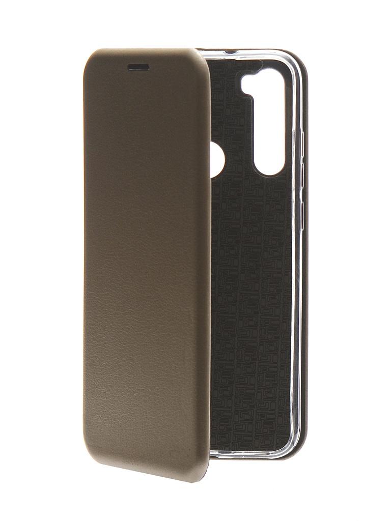 Чехол Svekla для Xiaomi Redmi Note 8 3D Gold TRD-SVXIRMIN8-GOLD