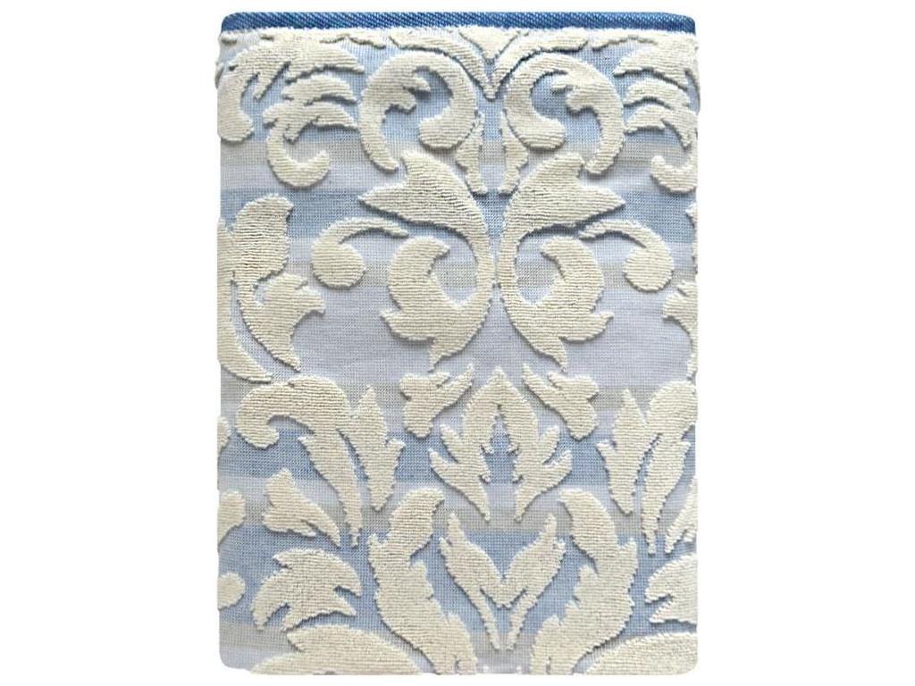 Полотенце Bonita Версаль 70x140 Blue-Light Blue 21010118959